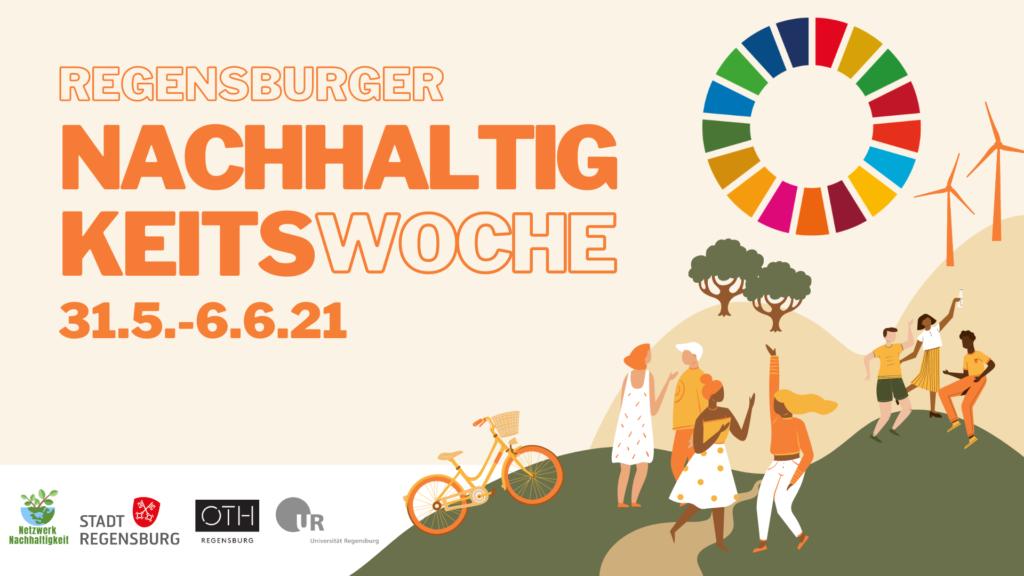 Regensburger Nachhaltigkeitswoche vom 31. Mai bis 6. Juni 2021